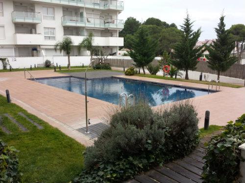 Appartement Roses - 4 personnes - location vacances  n°55363