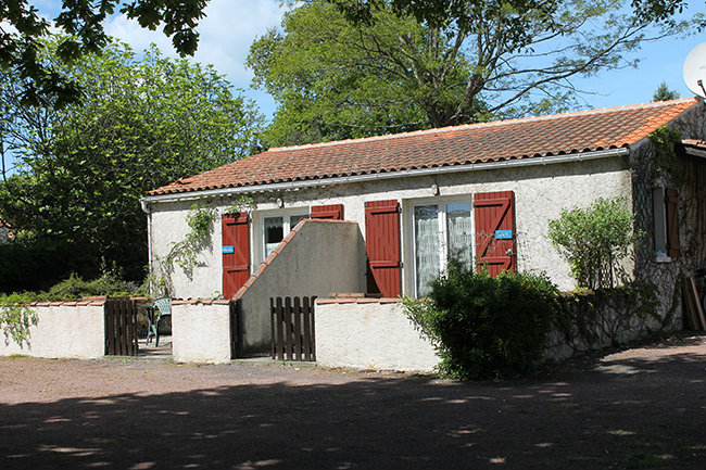House Saint Georges D'oléron - 4 people - holiday home  #55365