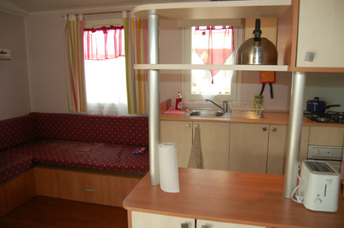 Mobile home in ONZAIN - Vacation, holiday rental ad # 55375 Picture #1