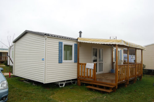Mobile home Onzain - 8 people - holiday home  #55375