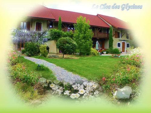 Maison Sermérieu - 8 personnes - location vacances  n°55398
