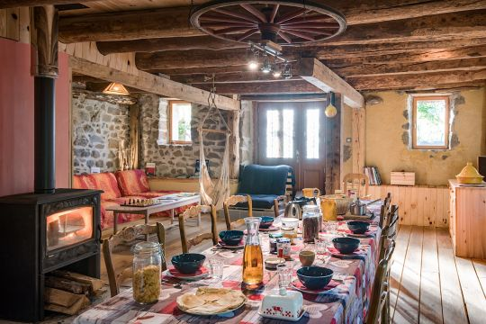 Bed and Breakfast in La bourboule - Vacation, holiday rental ad # 55420 Picture #0