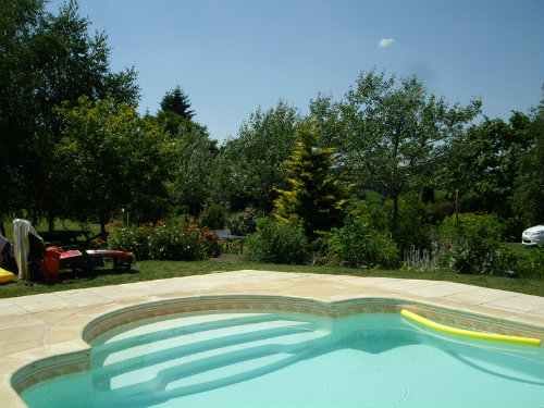 Gite Siaugues Ste Marie 43 - 6 people - holiday home  #55432