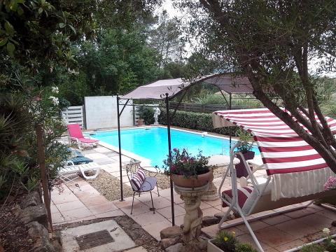Maison Vidauban - 5 personnes - location vacances  n°55453