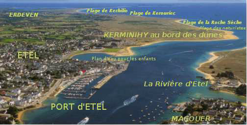 Gite in ERDEVEN - Vacation, holiday rental ad # 55463 Picture #17