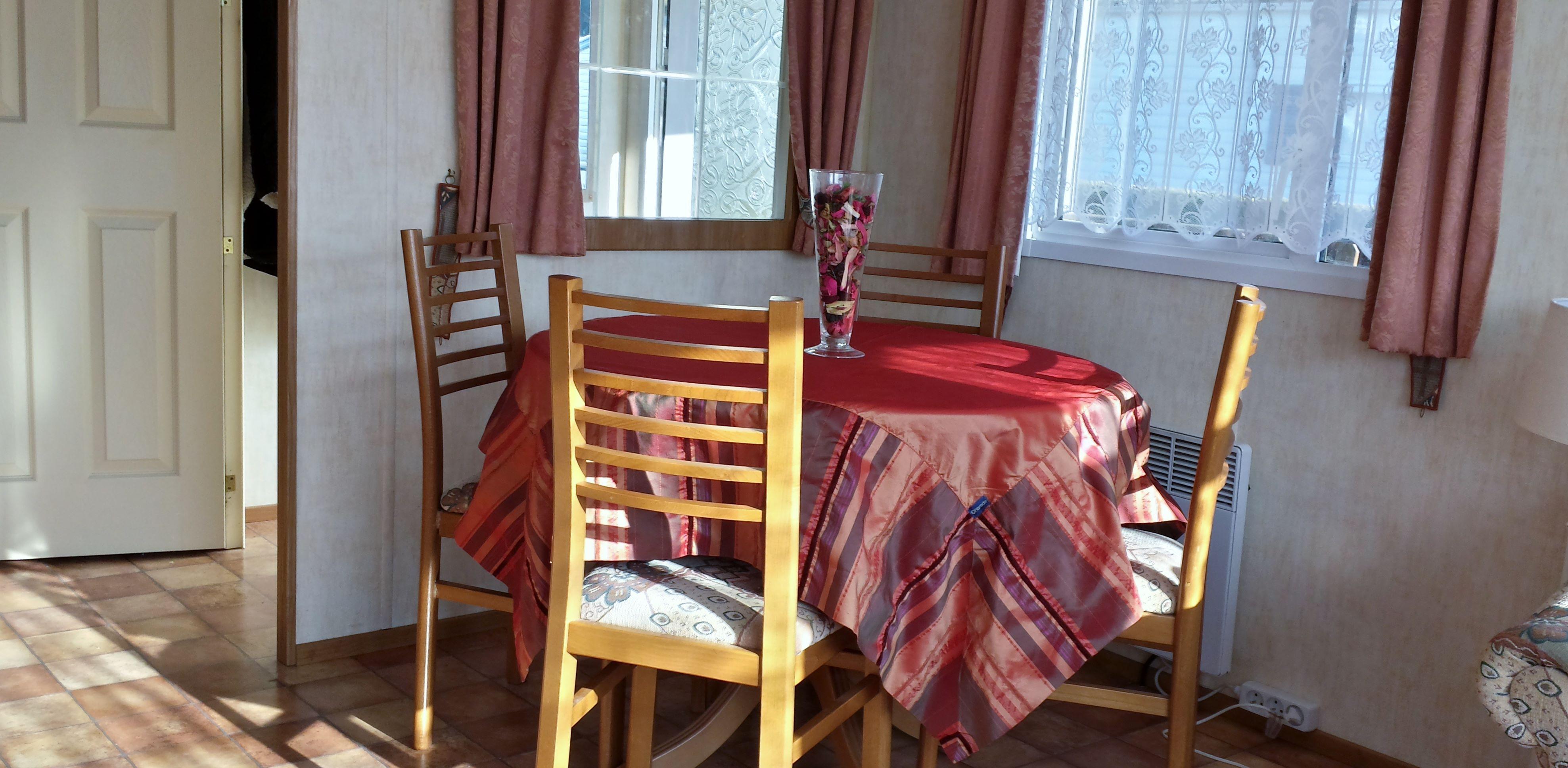 Mobil-home Quend Plage - 6 personnes - location vacances  n�55467
