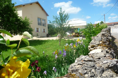 Appartement Villers-en-haye - 6 personnes - location vacances  n°55479