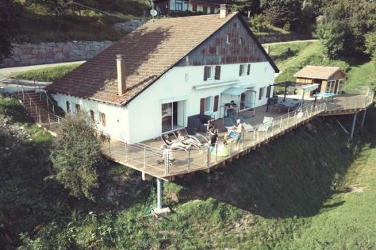 Chalet Bussang - 12 personnes - location vacances  n°55484