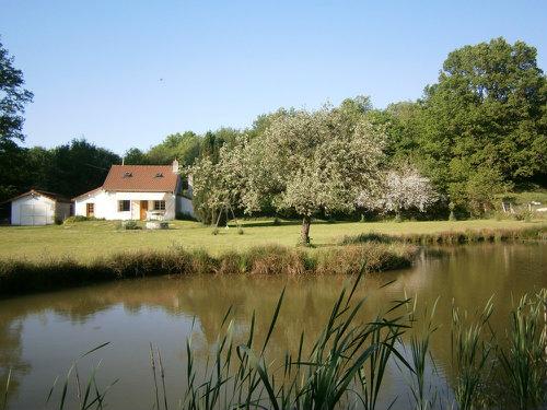 Gite Saint B�rain Sous Sanvignes - 8 people - holiday home  #55494