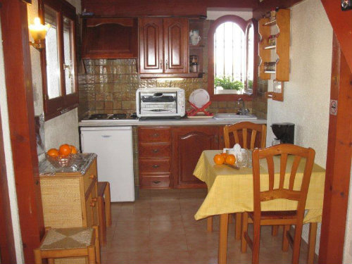 Flat in Denia - Vacation, holiday rental ad # 55514 Picture #4