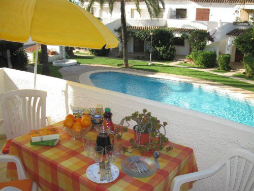Flat in Denia - Vacation, holiday rental ad # 55514 Picture #0