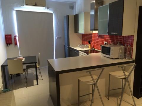 Apartamento en St.julians para  4 •   con balcón