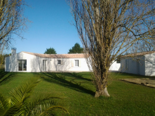 Maison 8 personnes Sauzelle - location vacances