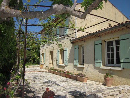 Gite Sarrians - 15 people - holiday home  #55545