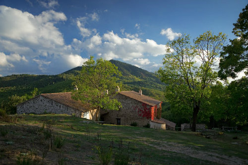 Gite in Saint laurent de cerdans for   7 •   3 bedrooms   #55554