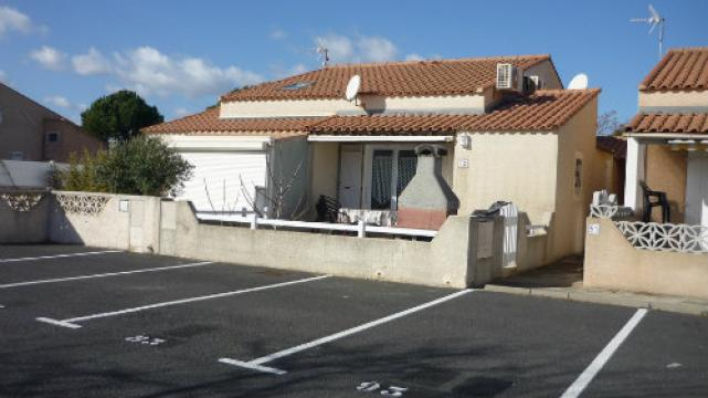 House 4 people Gruissan - holiday home  #55568