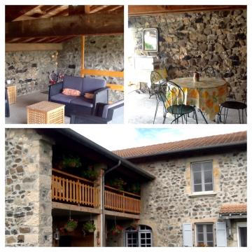 House Saint Julien D'ance - 5 people - holiday home  #55600