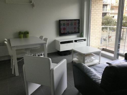 Appartement Koksijde Aan Zee - 4 personnes - location vacances  n°55615