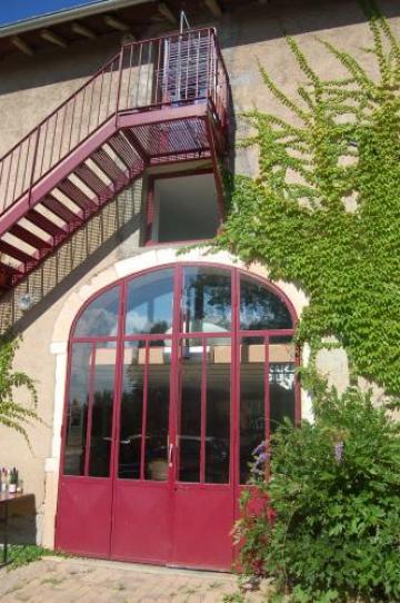 Gite in Villié morgon for   8 •   private parking