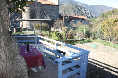 Haus in Corneilla-de-conflent für  6 •   Haustiere erlaubt (Hund, Katze... )
