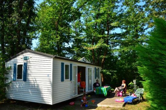 Wohnwagen Saint-paul Les Dax - 6 Personen - Ferienwohnung N°55633