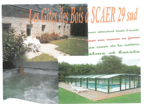 Gite in SCAER - Vacation, holiday rental ad # 55646 Picture #1