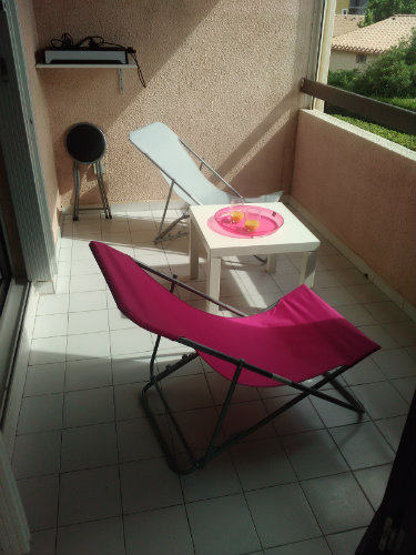 Flat Cap D'agde - 5 people - holiday home  #55651