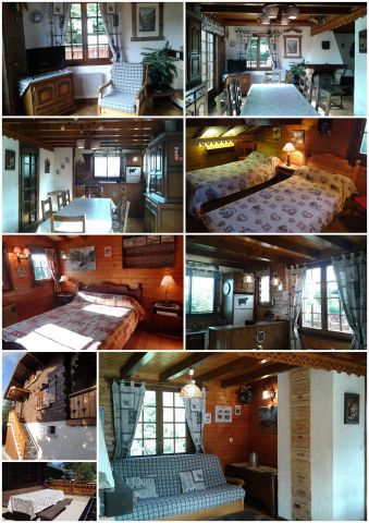 Chalet in Saint gervais les bains - Vacation, holiday rental ad # 55654 Picture #3