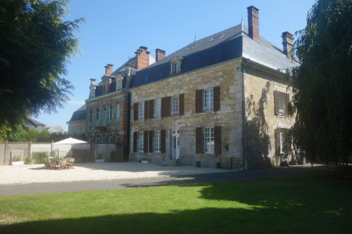 Maison Signy L'abbaye - 15 personnes - location vacances  n°55674