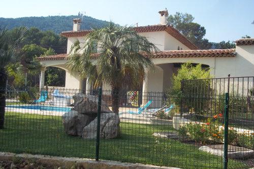 Maison Le Tignet - 8 personnes - location vacances  n°55681