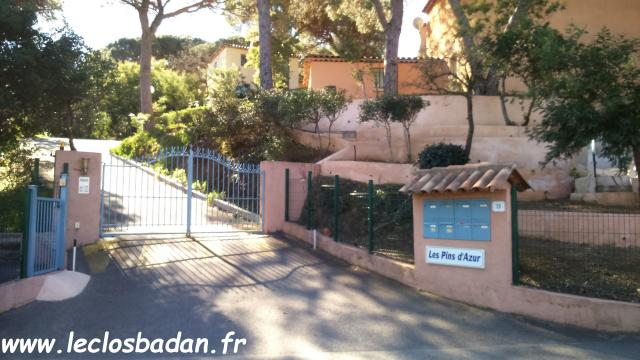Casa 6 personas Ste Maxime - alquiler n°55706