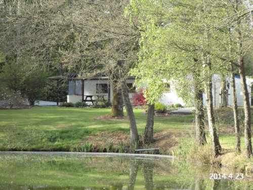 Chalet in Brognon - Vacation, holiday rental ad # 55714 Picture #2