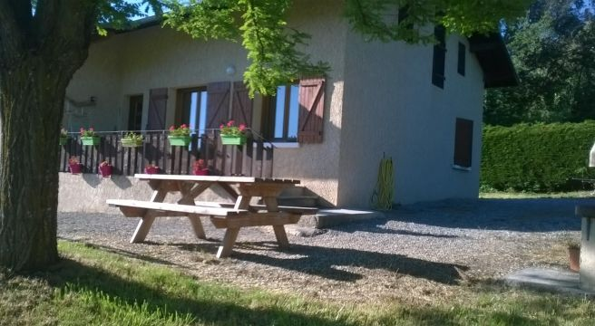 Gite in Chorges - Vacation, holiday rental ad # 55735 Picture #14