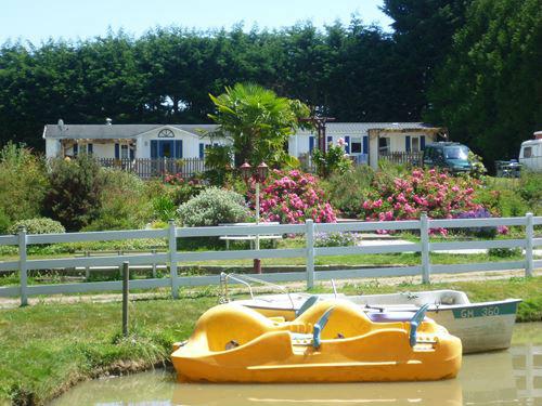 Mobil-home Saint Rieul - 6 personnes - location vacances  n°55758