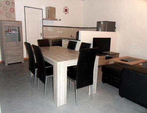 Appartement à Millau pour  6 •   1 chambre