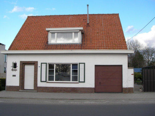 Huis Merkem - 6 personen - Vakantiewoning  no 55764