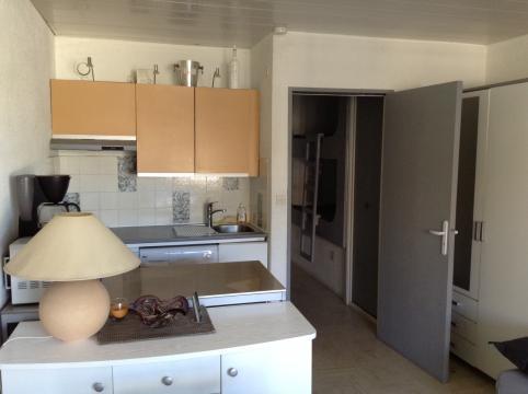 Studio Cavalaire - 4 personnes - location vacances  n°55777