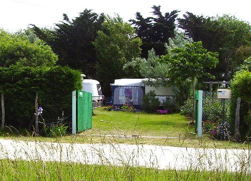 Caravane 4 personnes La Bée Les Bains - location vacances  n°55800