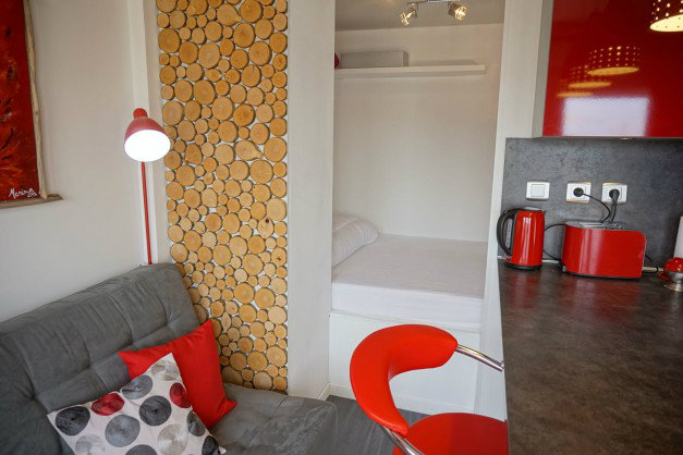 Flat in Biarritz - Vacation, holiday rental ad # 55802 Picture #15