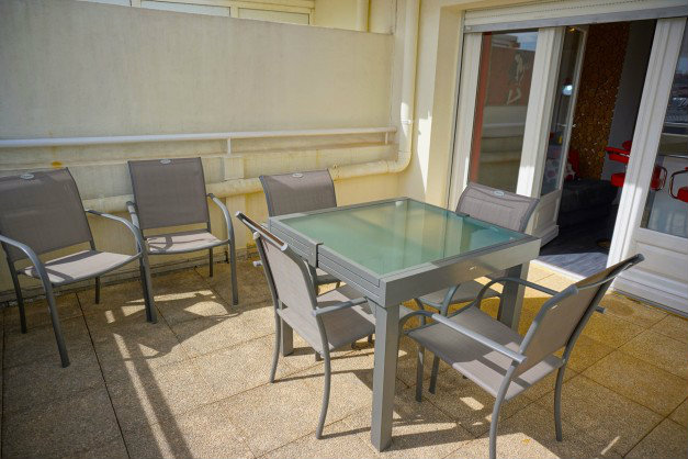 Flat in Biarritz - Vacation, holiday rental ad # 55802 Picture #6