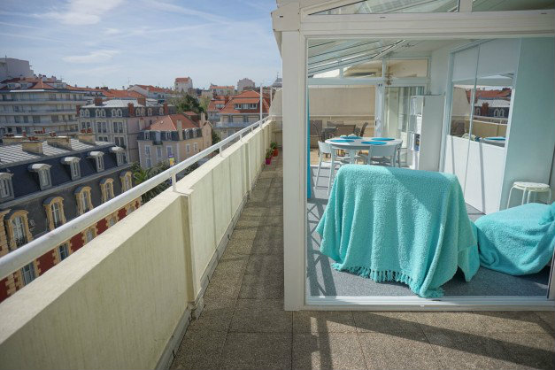 Flat in Biarritz - Vacation, holiday rental ad # 55802 Picture #8