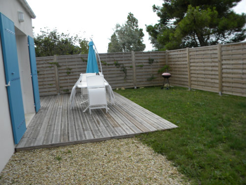 House in LE CHATEAU-D'OLERON - Vacation, holiday rental ad # 55814 Picture #11