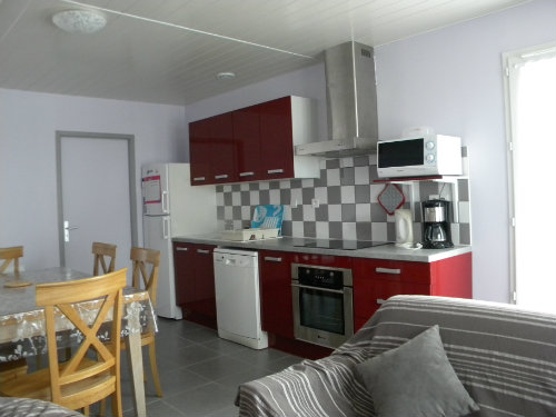 House in LE CHATEAU-D'OLERON - Vacation, holiday rental ad # 55814 Picture #3