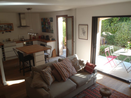 Appartement Saint Cyr-sur-mer - 4 personnes - location vacances  n°55815