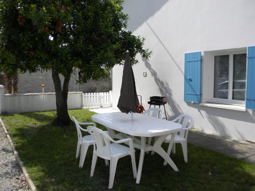 Flat in LE CHATEAU-D'OLERON - Vacation, holiday rental ad # 55816 Picture #7
