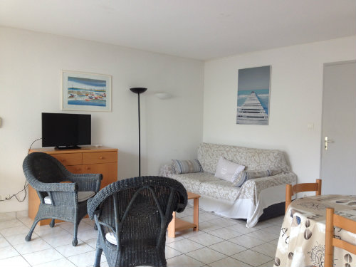 Flat in Carcans-Maubuisson - Vacation, holiday rental ad # 55834 Picture #1