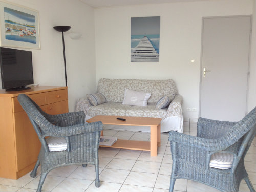 Flat in Carcans-Maubuisson - Vacation, holiday rental ad # 55834 Picture #2