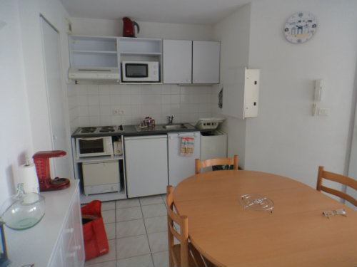 Flat in Carcans-Maubuisson - Vacation, holiday rental ad # 55834 Picture #3