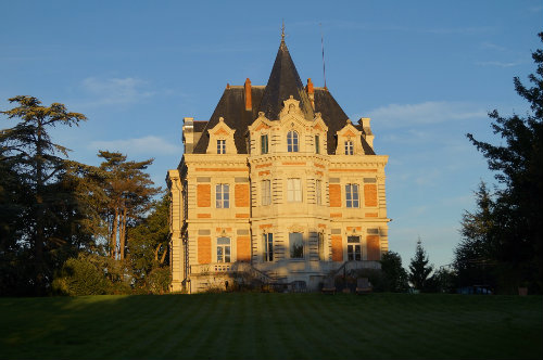 Château Angers - 12 personnes - location vacances  n°55853