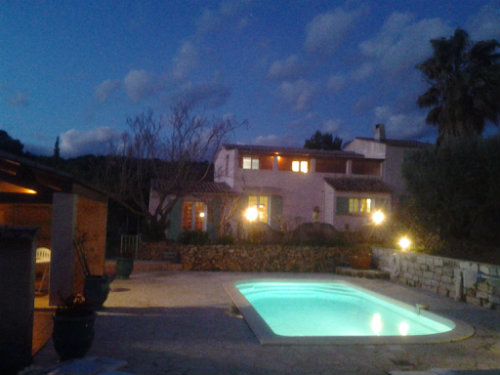 House in Ollioules - Vacation, holiday rental ad # 55867 Picture #0